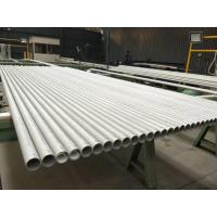 Buy cheap ASTM A268 / A803 AISI 444 UNS S44400 Stainless Steel Tubes / Pipes from wholesalers