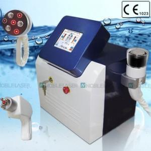 4 in 1 cavitation, slimming machine,  vacuum, rf plus laser four system in one machine I MAX