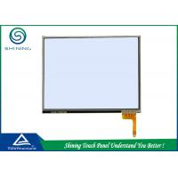 China Anti Glare Ant Newton Ring 4 Wire Touch Panel LCD ITO Film ITO Glass , Sensor Touch Screen on sale