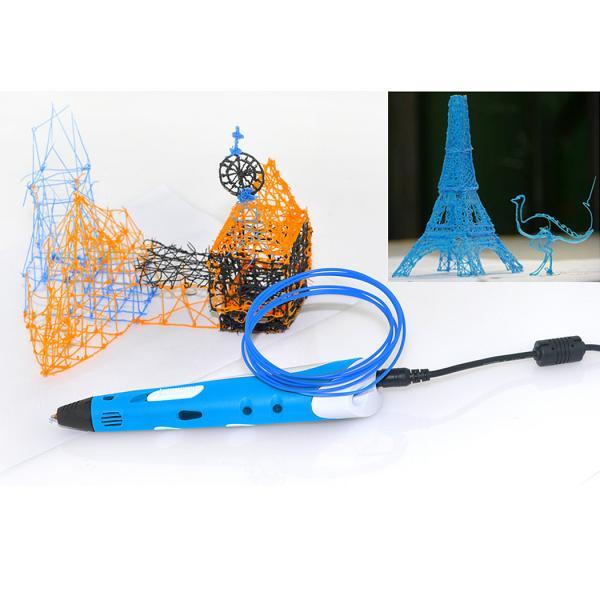 Quality 50g/pc ABS Filamento for 3D printer pen, DIA 1.75 mm 3D doodle printing pen filament for sale