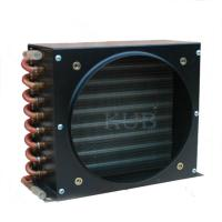 FNH Small Plate Heat Exchanger , High Efficiency Heat Exchanger Air Cooled Copper Tube Manufactures