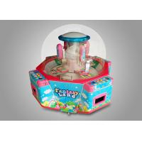 Electronic Indoor Kids Coin Op Arcade Prize Machines Fantasy Land With Gift Pusher Manufactures