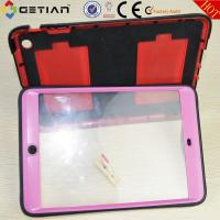 Colorful Plastic Ipad Mini Protective Case With Sand Manufactures