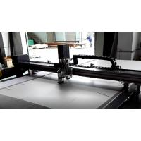 Buy cheap Car Interior Composite Cutting Machine High Efficiency Carbon Fiber Conveyor from wholesalers