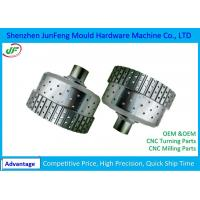 Buy cheap Aluminum Cnc Machine Products , CNC Precision Parts OEM Acceptable from wholesalers