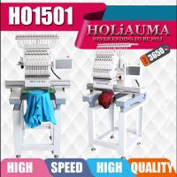 Cheapest price high speed single head tajima type  embroider machine better than swf embroidery machine in korea Manufactures