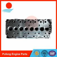 high quality cylinder head suppliers Nissan QD32 Head Cylinder 11041-6T700 for Navara/Forklift Manufactures