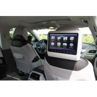China Active Headrest DVD Player Low Power Consumption  Black for KIA on sale