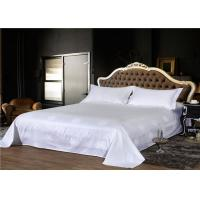 Jacquard Style Hotel Collection Bedding Sets King Strong Fastness To Wash for sale