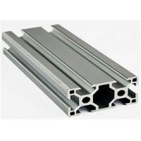Construction Stock Aluminum Extrusion Profiles, 6005a Extruded Aluminium Channel Manufactures