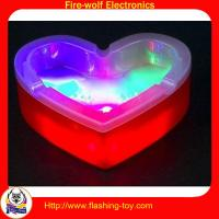 China LED colorful Flashing Toy Acrylic bar / party / home Electric Ashtray on sale