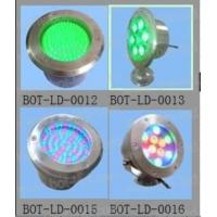 Stainless Steel LED Underwater Light,LED Underwater Lamp Manufactures