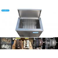 6KW Heat Power Automotive Ultrasonic Cleaner For Engine Block 175L Manufactures