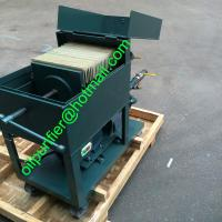 Plate Pressure Oil Filtering Machine, Filtration,Solution,Oil Seperator Machine for Palm oil,sunflower oil,olive oil Manufactures