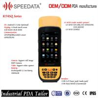 4.5 Inch Android Rugged Phone 4G  RFID Reader 3M Range Manufactures