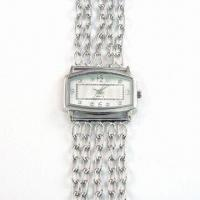 China Women's Wrist Quartz Analog Watch, Available in Customized Styles on sale