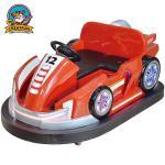 Fairground Indoor Bumper Cars / Amusement Park Physics Bumper Cars Manufactures
