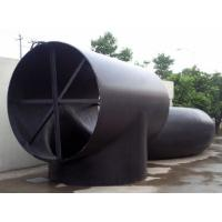 A402 WPL 3-WPL 6 Tee , Welded Forged Steel Pipe Fittings , Tee with A860 Manufactures