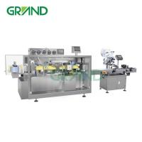 GGS -118 P5 Car Perfume Plastic Ampoule Filling And Sealing Machine Fully Automatic Manufactures
