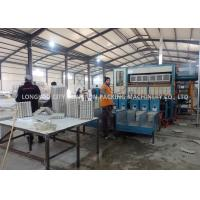 Pulp Molding Process Paper Egg Tray Machine Capacity 6000PCS / H Manufactures