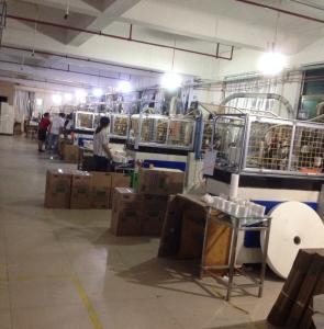 Custom Durability Glassine Paper Cake Cup Machine Diameter 55 mm - 130mm Manufactures