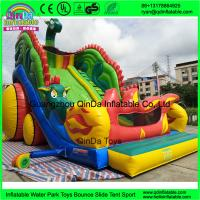 Buy cheap Hot!! custom inflatable bouncers/ bounce house,indoor inflatable bouncers for from wholesalers