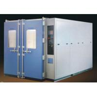 China -70℃~+120℃ Temperature Humdity Control Walk-In Stability Test Chamber Programmable Modular Type on sale