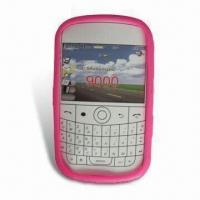China Silicone Cases for Blackberry 9000, Full Set of Cases for Your Choice on sale