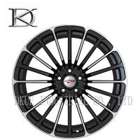 OEM Light Auto Racing Wheels Replica Alloy 20 Inch Chrome Rims 4 Holes 5 Holes 8 Holes Manufactures