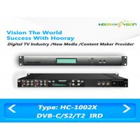 Terrestrial Integrated Digital TV Satellite Receiver Remote Web - Server Management Manufactures