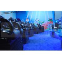 Large Screen  5D Movie Theater Three-dimensional With  Special Effect Manufactures