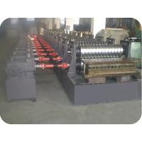 380V 50Hz 3 Phase Metal Steel Cold Roll Forming Machine with 18 Roller Stands Manufactures