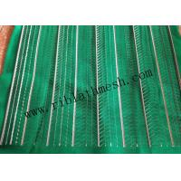 Galvanized Rib Lath Mesh 1-3m Length 0.3mm Thickness 5mm Tendons High Manufactures