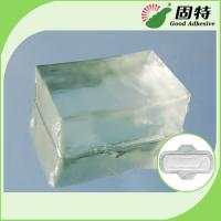 Quality Environment Light And Transparent Block Hot Melt Glue For Adult & Baby Diaper Construction for sale