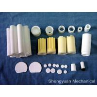 China Precision Machined Plastic Parts Porous Plastic Parts for Whirlpool Spare on sale