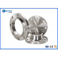 China 2 Class150 Stainless Steel Weld Neck Flange ASTM B564 Alloy 31 UNS N08031 on sale