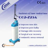 Sealed Off Fractional Co2 Laser Machine For Scar Removal With LCD Display Manufactures