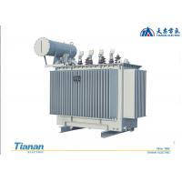China 10 - 35 KV Oil Immersed Distribution Transformer 20 KV Three Phase Copper Winding on sale