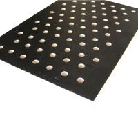 China Sound Deadening Perforated Wood Acoustic Panels for Meeting Room on sale