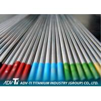 Quality ASTM B863, AWS A5.16 Diameter 2.0-6.0mm Titanium and Titanium Alloy Welding Electrodes and Wire for sale