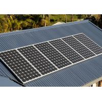 China High Efficiency Polycrystalline Solar Panel Aluminum Alloy Plated For Household on sale