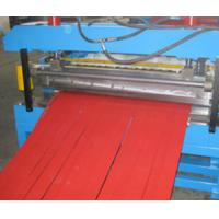 China 3 Mm Thick Sheet Roll Forming Machine Automatic Slitting Machine 5 - 30 Slit on sale