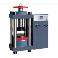 Lab Testing Equipment Air Brick Compression Tester , Concrete Pressure Testing Machine Manufactures