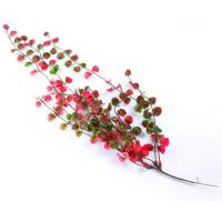 China Colorful Faux Maidenhair Vine Artificial Tree Branches For Landscape And Decoration on sale