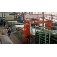 Heat Retaining Quality Guarantee High Density Mineral Wool Board Production Line