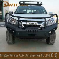 Steel Material 4X4 Off-Road Accessories The Whole Set Front Bumper For D-Max Manufactures