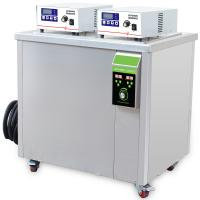 Customized Power Ultrasonic Engine Cleaner Tank Generator Frequency 40 / 80 / 120 Khz Manufactures