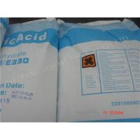 China Citric acid anhydrous on sale