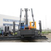 China Eco Hydraulic Excavator Vibro Hammer High Piling Speed Max Stroke 1200mm on sale