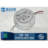 China Energy Saving 10W Constant Current LED Driver 350mA - 200mA High Efficiency on sale